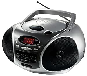 Lenoxx Sound Compact Disc Player Cd Am/fm Radio BoomBox