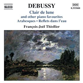Debussy: Piano Favourites
