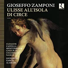 Ulisse all'isola di Circe, Act I, Scene 7: � L'aure gradita �