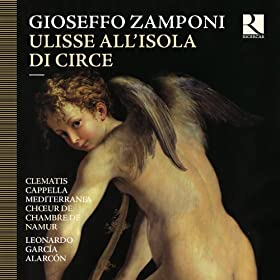 Ulisse all'isola di Circe, Act I, Scene 4: Sinfonia soave