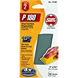 "Shopsmith 12185 G2 Hook And Loop Sandpaper Block Refill, 3""x5-1/4"""