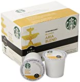 Starbucks Aria Blend, K-Cup for Keurig Brewers, 60 Count
