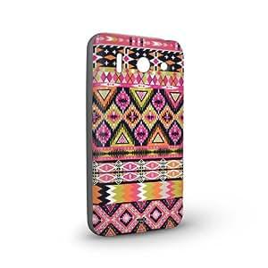Handyschale Handycase für Huawei Ascend G510 veredelt mit YOUNiiK Styling Skin - Sioux