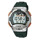 カシオ CASIO 10年電池 10YEAR BATTERY LIFE 腕時計 W753-3A[並行輸入]