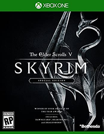 Skyrim Special Edition - Xbox One Digital Code