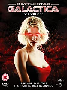 Battlestar Galactica (2004) - Season 1 - Import Zone 2 UK (anglais uniquement) [Import anglais]