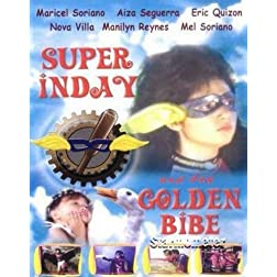 Super Inday and the Golden Bibe (1988) - Philippines Filipino Tagalog DVD Movie