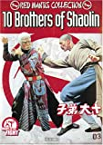 Cover art for  10 Brothers of Shaolin