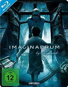 Imaginaerum By Nightwish (Limited Steelbook) [Blu-ray] [Import allemand]