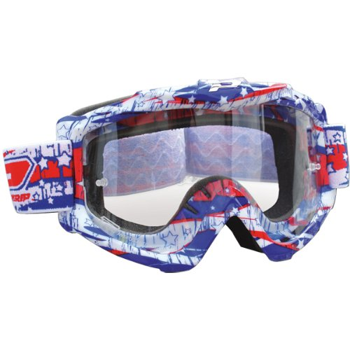 Progrip 3303 Graphics Adult MX Motorcycle Goggles Eyewear - America 3303 уаз бортовой продаю бу