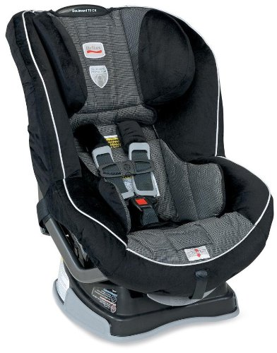 Britax Boulevard 70 CS Convertible Car Seat (Previous Version), - Onyx