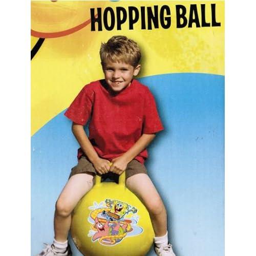 Amazon.com: Nickelodeon Spongebob Squarepants Hopper Ball, Age 5 and
