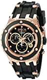 Invicta Analog Black Dial Women's Watch - 80416