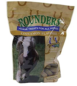 Cinnamon Rounders Horse Treat