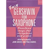 Easy Gershwin for Saxophoneby Paul Harris