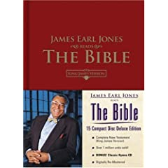 List of James Earl Jones performances