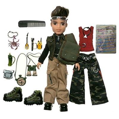 Amazon.com: Bratz Boyz: Wild Life Safari Collection - Eitan