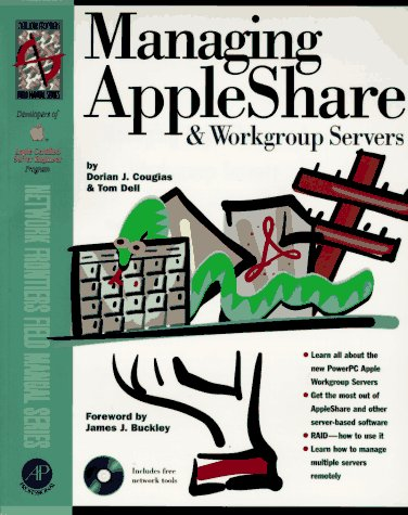 Managing Appleshare and Workgroup Servers