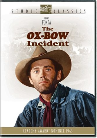 Cover art for  The Ox-Bow Incident