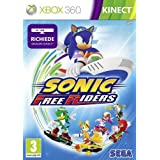 Sonic Free Riders - Kinect Compatible (Xbox 360)by Sega