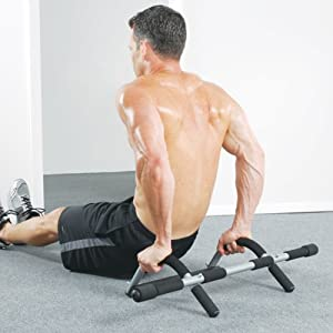 Iron Gym Total Upper Body Workout Ba