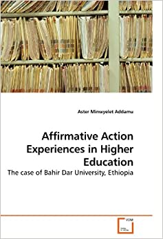 Affirmative Action in Higher Education Research Paper Starter