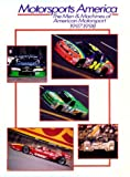 img - for Motorsport America: The Men & Machines of American Motorsports, 1997-98 book / textbook / text book