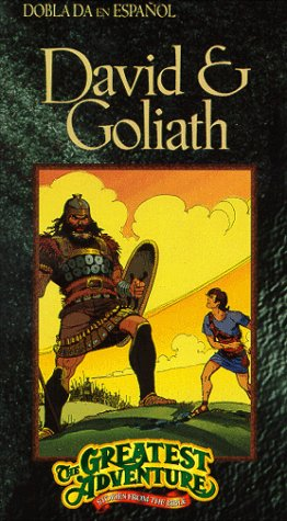 Greatest Adventure: David & Goliath [VHS]