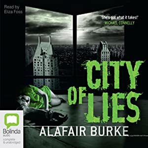City of Lies: An Ellie Hatcher Mystery, Book 3 | [Alafair Burke]