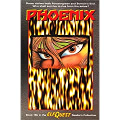 Phoenix (Elfquest Readers Collection) by Richard Pini