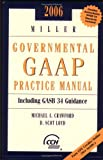 img - for Miller Governmental GAAP Practice Manual, 2006 book / textbook / text book