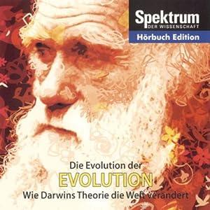 Die Evolution der Evolution Hörbuch