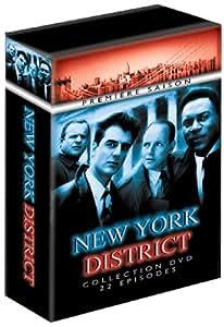 New York District - L'intégrale Saison 1 (22 épisodes) - Coffret 6 DVD