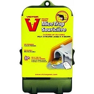 Woodstream M323 Multiple Catch Mice Trap