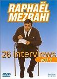 echange, troc Raphaël Mezrahi : 26 interviews - Vol.1
