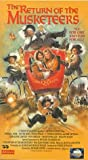 The Return of the Musketeers [VHS]
