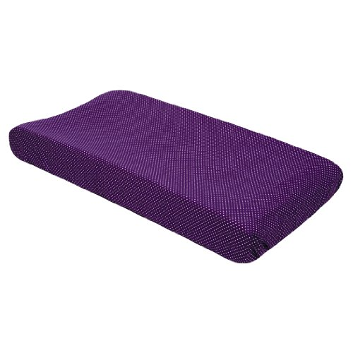 Best Prices! Trend Lab Changing Pad Cover, Grape Expectations