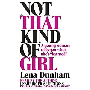 Not That Kind of Girl Audiobook