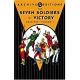 Seven Soldiers Of Victory Archives HC Vol 01by DC Comics