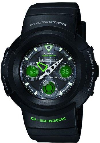 [カシオ]CASIO 腕時計 G-SHOCK ジーショック 電波時計 MULTIBAND 5 AWG-M500F-1AJF メンズ