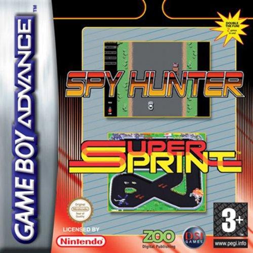 Spy hunter super sprint - GBA - PAL