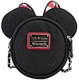Loungefly Minnie Mouse Quilted Chain Cross Body