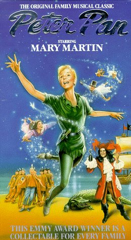 Peter Pan [vhs] Picture