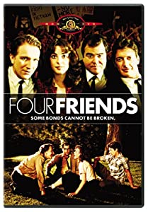 "Cover of ""Four Friends"""