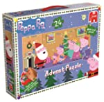 Peppa Pig Giant Advent Calendar Jigsa...
