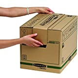 Bankers Box Transit SmoothMove Removal Box - Small (Pack of 5)by Fellowes