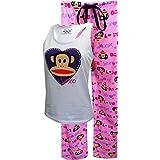 Paul Frank XOXO Love Julius Tank Style Pajama Set for women