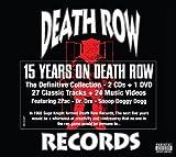 echange, troc VARIOUS - 15 YEARS ON DEATH ROW (EXPLICIT VERSION)