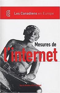Mesures de l\'internet par Colloque Centre culturel international