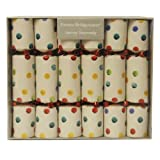 emma bridgewater polka mini crackers